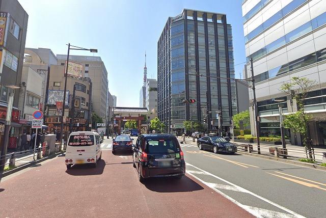 東京都港区大門