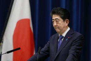 快讯:56%的日本人反对在安倍执政期内修宪