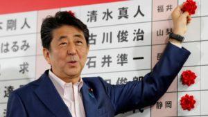 日本参院选举落幕 经济仍然面临考验