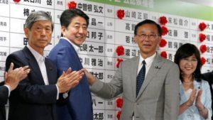 日参议院大选结果韩对安倍政府高度关注
