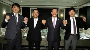台日韩职棒代表齐聚中职明星赛跨国会议促交流