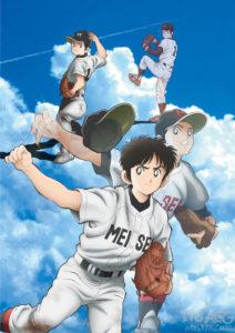 安达充「MIX」动画Blu-ray / DVD情报公开