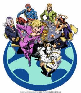 《JOJO的奇妙冒险黄金之风》最后两集将于7/28一次播出,秉持着黄金精神迎接最终回吧!!