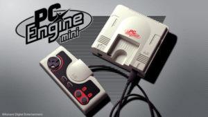 「PC Engine mini」2020年3月19日发售决定!同梱游戏内容同步公开