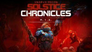 在荒废星球与无人机并肩作战杀出血路!科幻动作射击《Solstice Chronicles》Switch即将推出