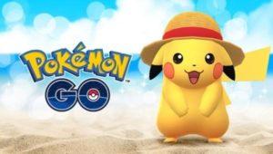 《Pokémon GO》熊本复兴应援活动《航海王》协力合作即将展开!草帽皮卡丘即将限期登场