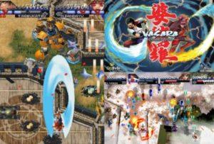 人气大型机台射击游戏一、二代移植合辑《婆娑罗合辑》日本发售日决定