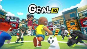 四分钟内射入最多球赢得胜利!即时对战足球动作《Goal.io:乱斗足球》日本预约开始