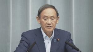 日本官房长官称将在WTO就对韩出口管制阐明立场
