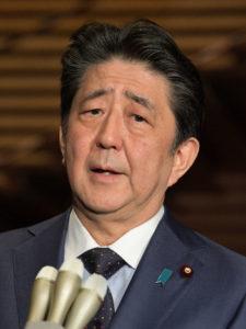 快讯:安倍称对韩出口管制不违反WTO协定