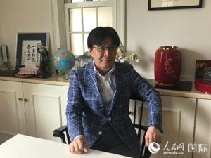 """日本著名国际政治经济学家浜田和幸:全球化不可逆转 """"一带一路""""惠及世界"""