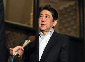 日本将毫不犹豫采取所有措施抵御经济下行风险–首相安倍