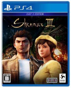 《莎木3》PS4特典同梱版年底发售含两大DLC玩够本