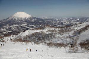 北海道俱知安町的外国居民增加数量位居日本村镇之首