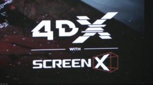 """宛如身临其境感!日本首家""""4DX with ScreenX""""影厅亮相东京"""
