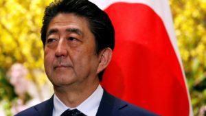 安倍晋三:日本将采取所有必要措施抵御经济下行