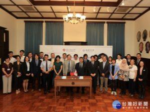 成功大学与金泽大学签交流协议借镜日本医学