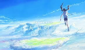 《天气之子》上映三天票房达16亿日元超过前作