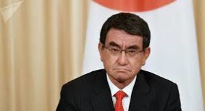 快讯:日外相就劳工问题向韩国大使提出抗议