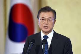 韩国总统表示将推动创新增长应对日本出口管制