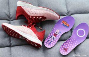 网曝阿迪达斯或推《火影》主题战靴 小樱印在鞋垫上