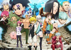 动画《七大罪》第三季PV公开 团长携众人10月登场