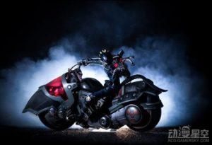 《数码宝贝3》堕天地狱兽手办 超酷造型售价2500元