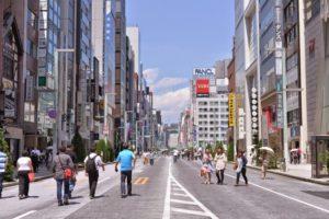 日本发布2019年地价 四年连涨