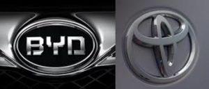 详讯:丰田将与中国比亚迪共同开发电动汽车