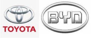 快讯:丰田将与中国比亚迪共同开发电动汽车