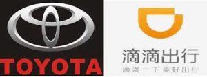"""详讯:丰田宣布将与中国""""滴滴出行""""成立合资公司"""
