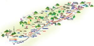 福岛会津若松等地与东武铁道及日光市合作 打造多条线路吸引外国游客