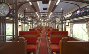 日本SL银河观光列车带你前往宫泽贤治的银河铁道之夜