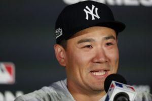 MLB/多等5年田中将大递补明星赛直呼意外