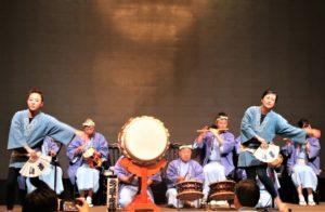 日本、马国表演团体受邀演出大溪大禧增添国际化