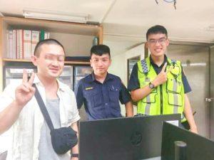台警帮日警找手机被赞「台湾监视器密度超高」