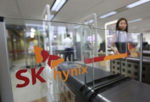 继三星之后SK海力士CEO也亲赴日本确保半导体材料供应