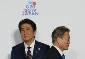 日加强对韩出口管制后首会面磋商意愿恐不高