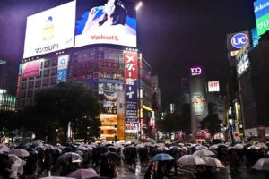 东京7月日照不到2天水上乐园业绩惨跌95%