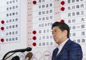 日本参院改选议席归属全部确定 修宪势力未过三分之二