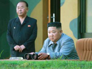 """详讯2:金正恩视察导弹发射 向韩军发出""""严重警告"""""""