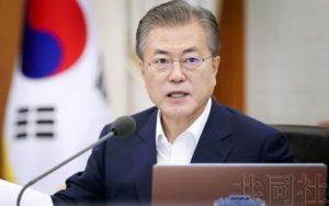 详讯:韩总统呼吁跨党派合作要求日本取消管制