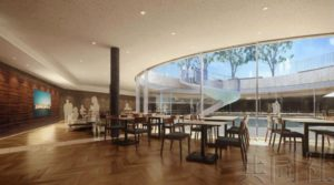 元赤坂迎宾馆明春咖啡馆开业 提升参观魅力