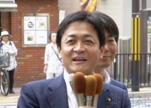 安倍批评在野党共斗 国民民主党提出转变经济政策