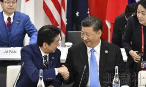 分析安倍外交②:中国欢迎日本改善关系 历史问题上不信任安倍