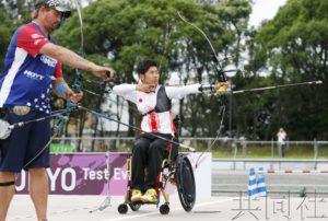 话题:东京奥运测试赛兼顾残奥 无障碍课题仍存
