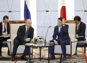 分析安倍外交⑤:对俄外交渴望成果反被抓住弱点