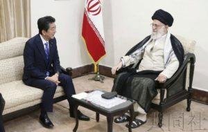 分析安倍外交⑥:安倍出访伊朗遭遇沉重打击