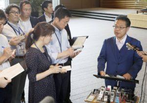 文在寅警告对韩出口管制将反噬日本经济