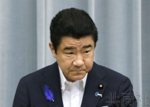 日本政府就美国拟与同盟国军队结盟报道苦于应对